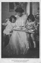 1909 (estimate based on age of children) Princess Ruprecht and children post card