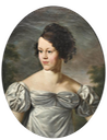 Princess Sophie of Thurn & Taxis, later Duchesse Sophie of Württemberg by ? (on auction by Dogny Auction) From invaluable.com