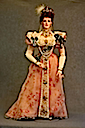 Princess Alexandra figurine by Lady Finavon