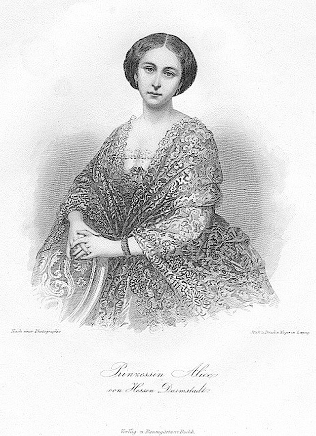 Princess Alice, Grand Duchess of Hesse APFxDru 11May12