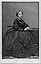 1861 Princess Alice sitting in crinoline by John & Charles Watkins