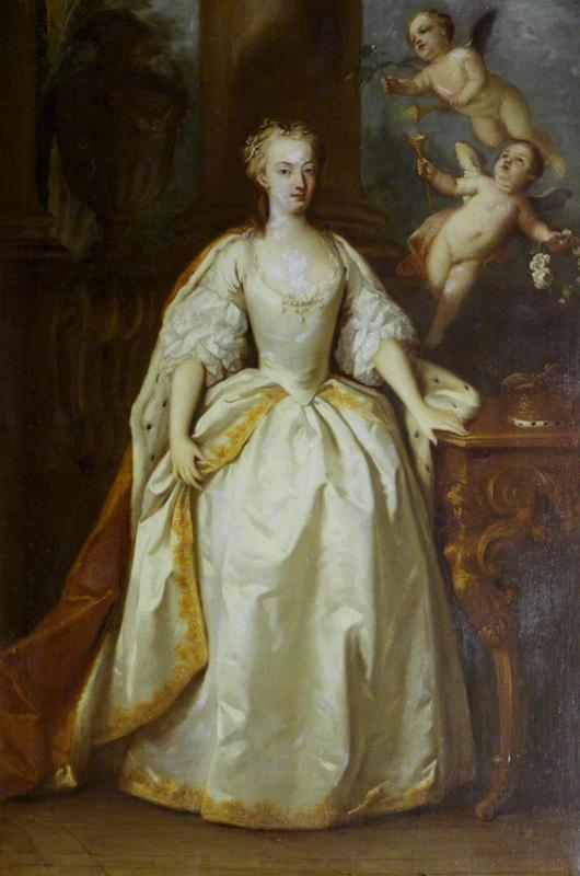 Princess Anne (1709–1759) by Jacopo Amigoni (Wrest Park - Silsoe, Luton, Bedfordshire UK) from bbc.co