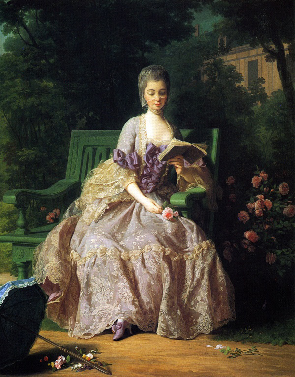 Princess de Lamballe by Jean Baptiste Charpentier (sold by Stair Sainty)