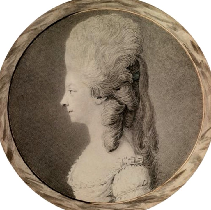 Princesse de Lamballe by ? From Pinterest search