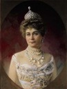 Princesse Katharina Henckel von Donnersmarck, nee Slepzow by ? (photo from Sotheby's)