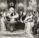 1840 Princess Royal's christening