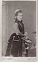 Queen Marie Henriette of Belgium post card