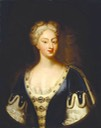 Queen Caroline by Enoch Seeman (Royal Collection) the lost gallery filled in shadows