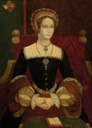 Queen Mary I, daughter of Henry VIII and Catherine of Aragon by ? (location ?) From Lisby's photostream on flickr deflaw