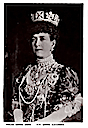 Queen Alexandra Philco post card Philco 3484B