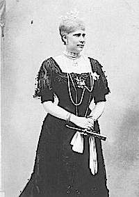 Queen Louise of Denmark around the turn of the century mod