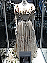 Queen Victoria's wedding dress used in filming Young Queen Victoria on display at Victoria Mall in Sydney NSW From moorina's photostream on flickr Photo - moorina