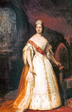 Queen Anna Paulowna of the Netherlands