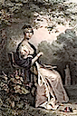 Queen Hortense done in 1837
