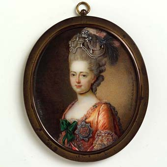 1777 Maria Feodorovna by or after Roslin