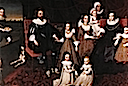 Sir Thomas Lucy, Lady Alicia Spencer, and family by or after Cornelius Johnson (Charlecote Park, The Fairfax-Lucy Collection - Warwick UK)