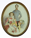 1858 (estimated) Family portrait by ? (location unknown to gogm)