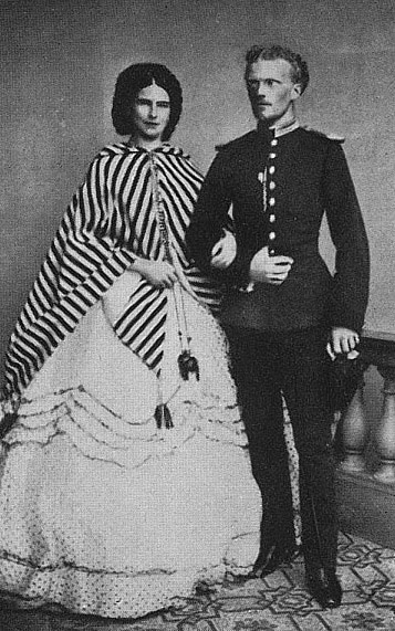 1860 Sissi And Her Brother Karl Theodor Grand Ladies Gogm