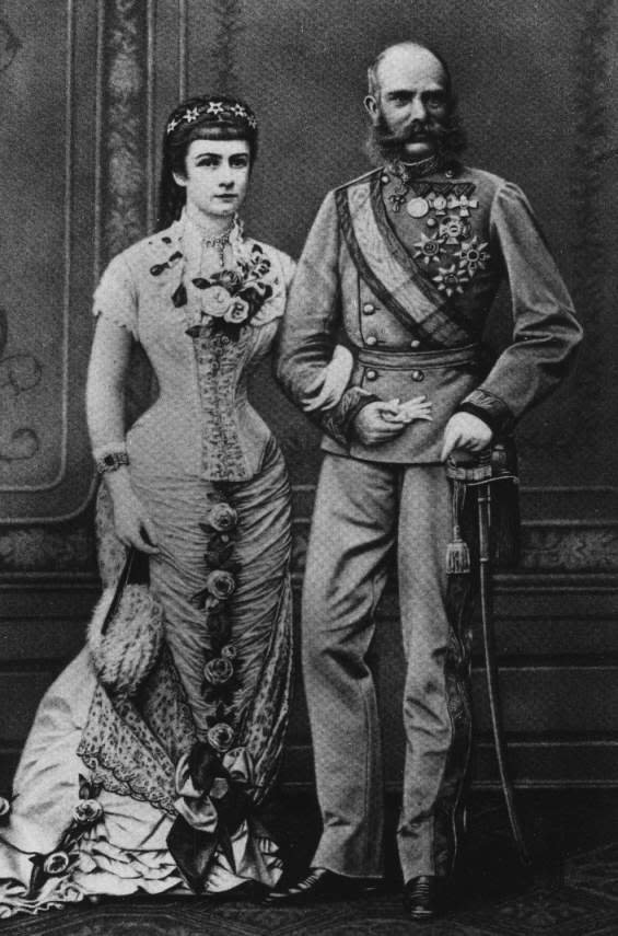 Sissi and Franz Joseph APFxroyal_netherlands 10Mar06 1