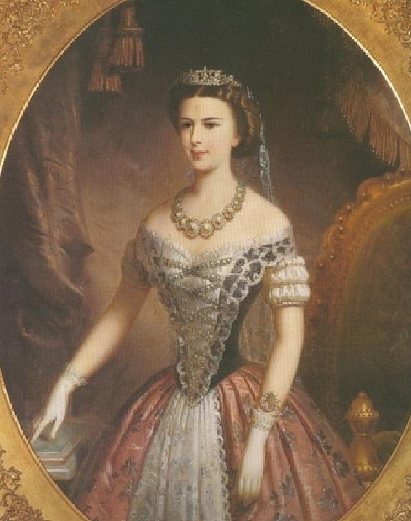 Sissi Empress Elizabeth of Austria