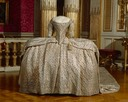 Sophia Magdalena's coronation dress front
