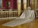 Sophia Magdalena's coronation dress and train