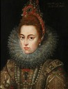 The Infanta Isabella Clara Eugenia (1566–1633), Archduchess of Austria after Frans Pourbus the younger (Knole - Sevenoaks, Kent UK)