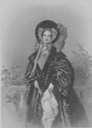 The Right Honorable Marguerite, Countess of Blessington by Henry Bryan Hall the Elder after Alfred Edward Chalon (Nation Library of Ireland - Dublin Ireland)
