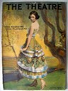 The Theatre cover showing Irene Castle in Lucile dress From pinterest.com/whisperingsister/dress-the-soul-lucile-1893/ X 4/3