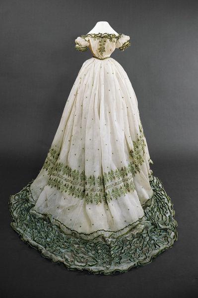 Trousseau Dress Of Sisi Grand Ladies Gogm