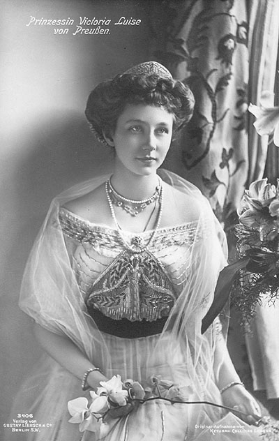 Victoria Luise Prussia Seated Grand Ladies Gogm