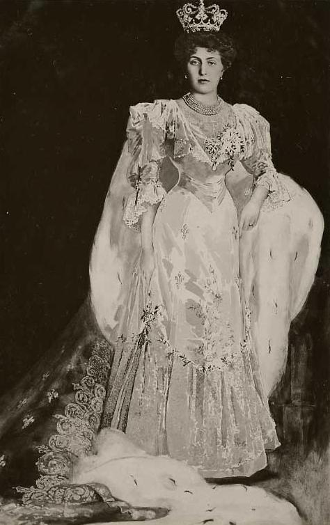 Victoria Eugenie Of Battenberg