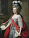 Wilhelmina of Prussia by Benjamin Samuel Bolomey (location unknown to gogm)