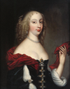 Woman, possibly Anne Hyde, Duchess of York by ? (location unknown to gogm) From geheugenvannederland.nl:?:nl:items: