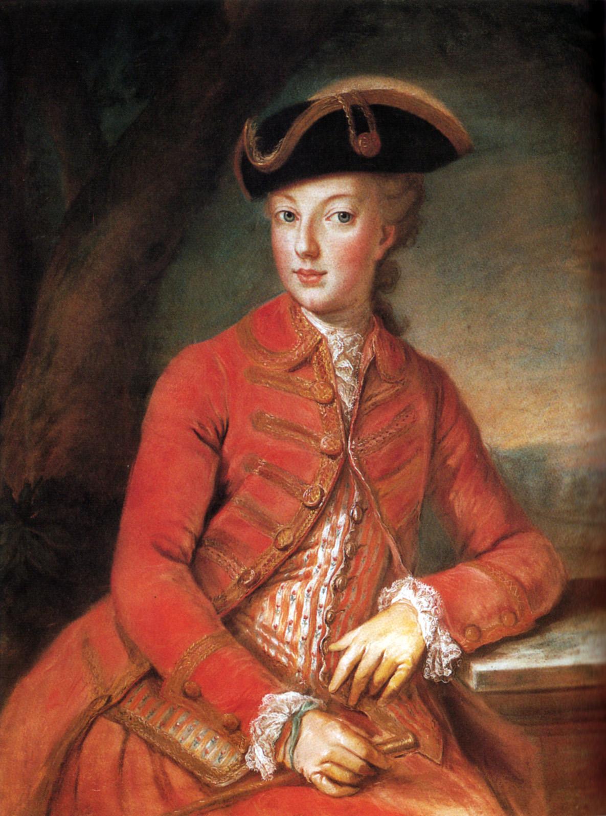 1771 young marie antoinette wearing a riding dress by joseph krantzinger schlo sch nbrunn. Black Bedroom Furniture Sets. Home Design Ideas