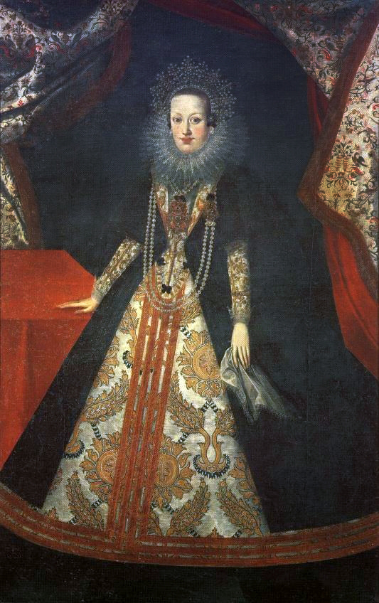 1620s Constance of Habsburg by ? (Alte Pinakothek