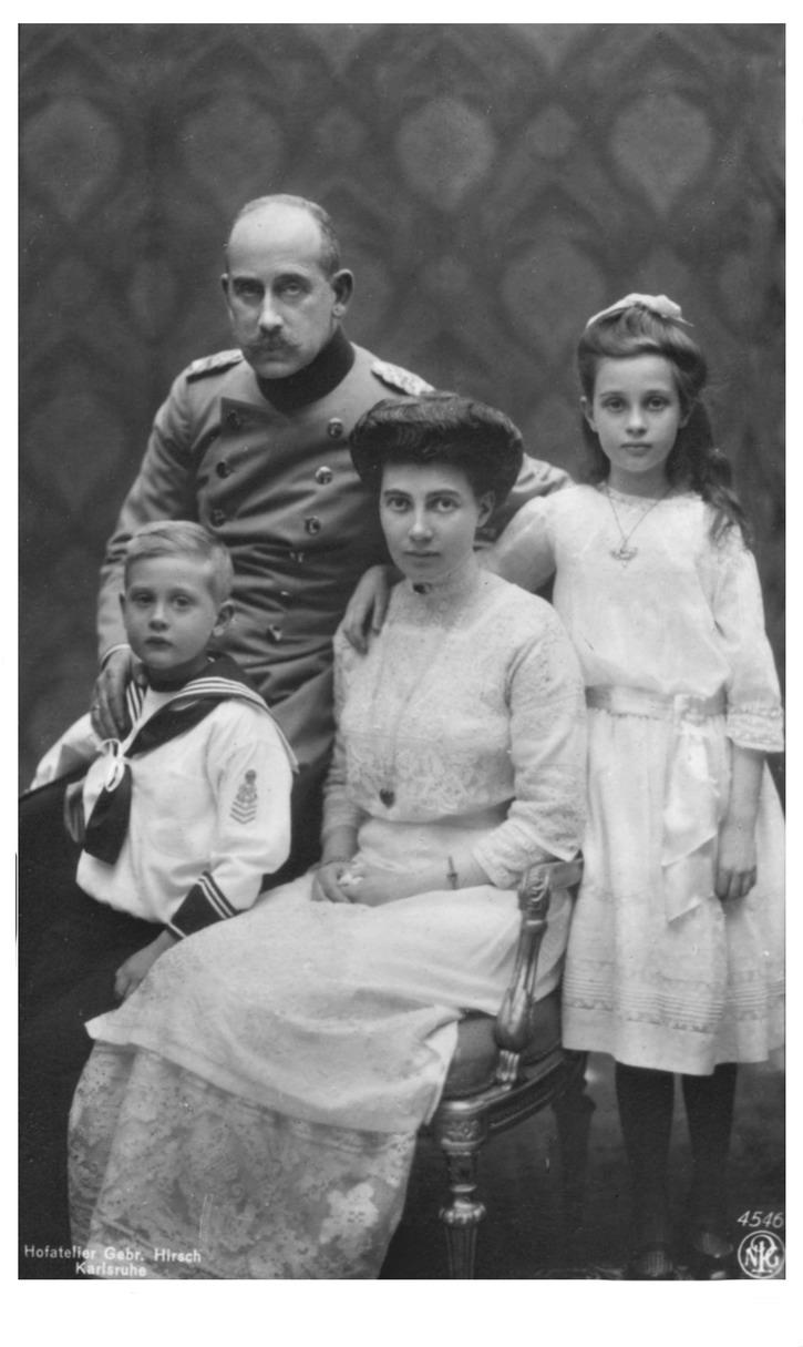 Markgraf Von Baden Familie