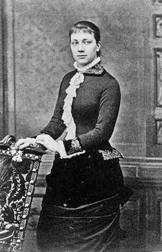 1881 Victoria of Baden | Grand Ladies | gogm